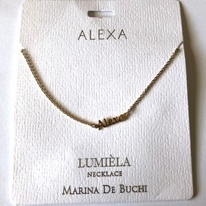 "Jewelry - Marina de Buchi ""Alexa"" necklace"